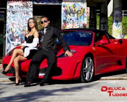 Deluca Tuddenham - Ferrari 430 - Asia Kim - Ashley - Asia Twerk - Mortalmind - Michael DelucaTuddenham